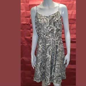 Old Navy White Floral Cami Dress   Sz L   NWT